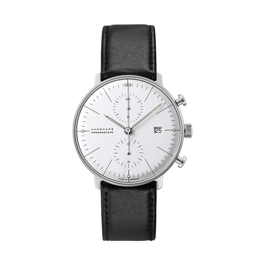 Junghans Chronograph max bill Chronoscope 27460004