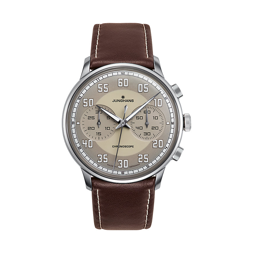 Junghans Chronograph Meister Driver Chronoscope 27368400