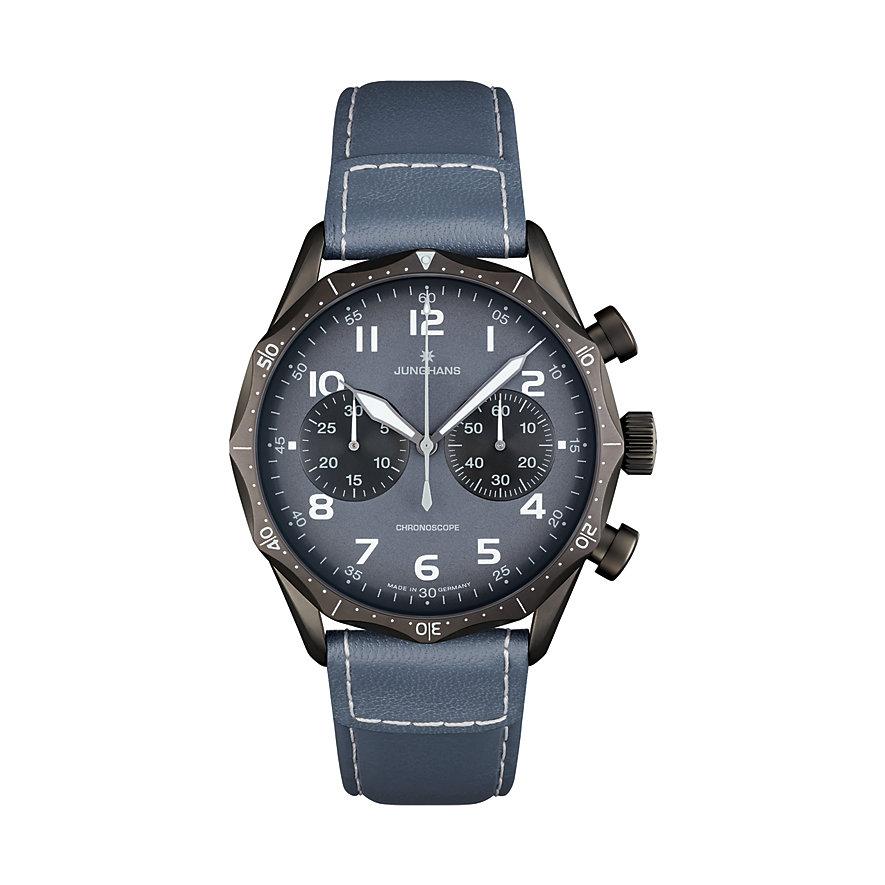 Junghans Chronograph Meister Pilot