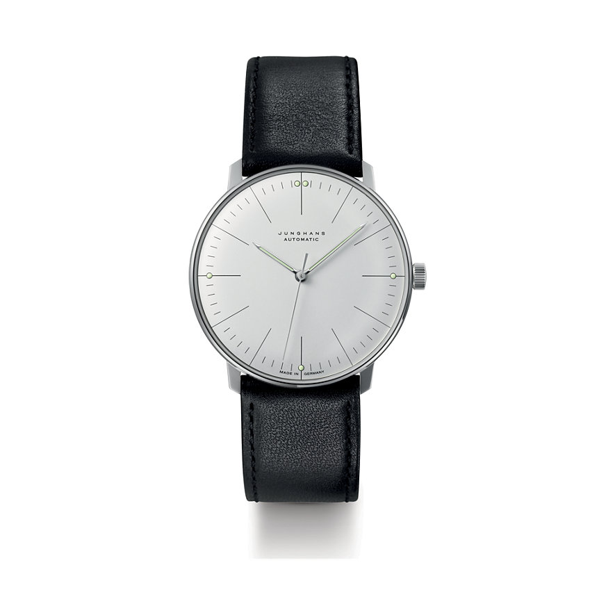 Junghans Herrenuhr Max Bill Automatic 027350104