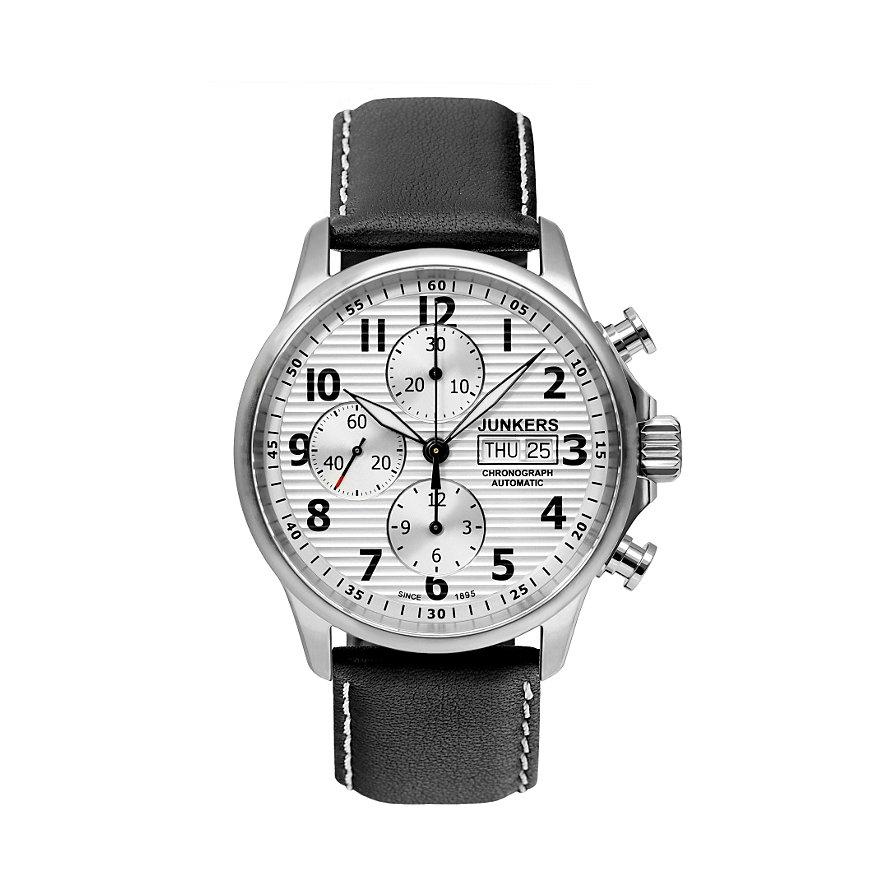 Junkers Chronograph Tante Ju 6818-1
