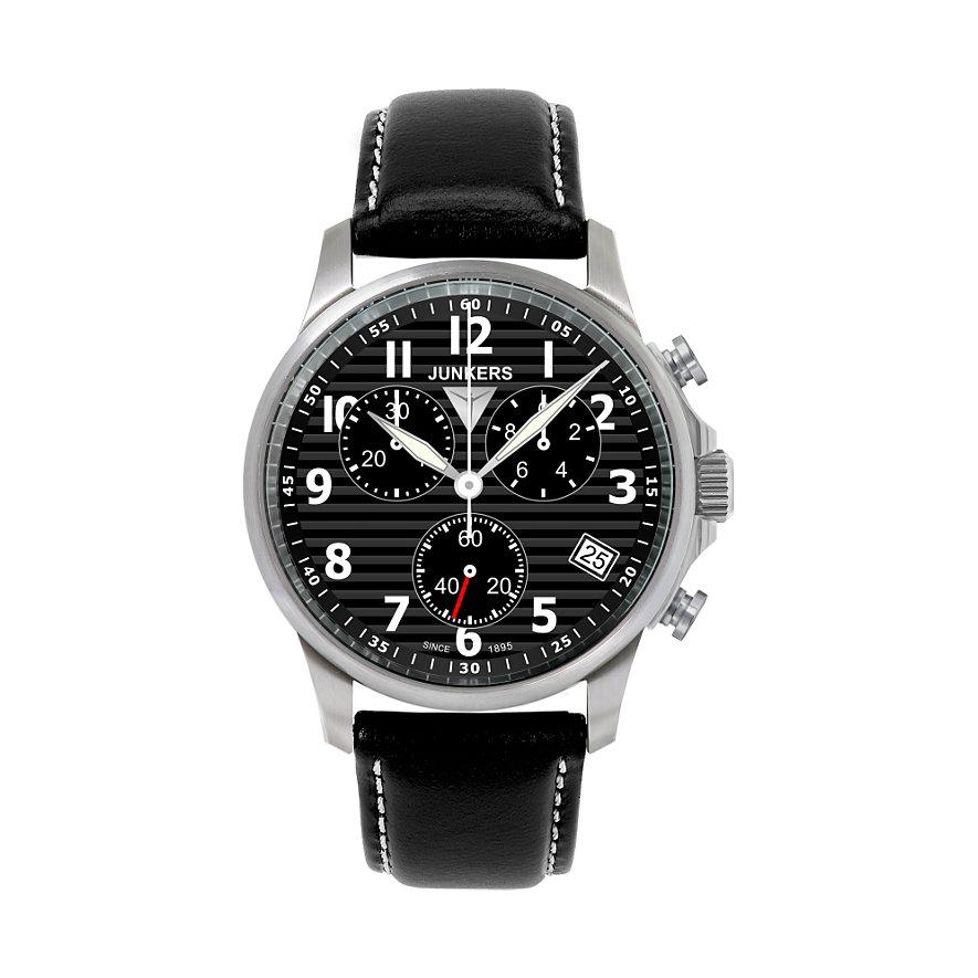 Junkers Chronograph Tante Ju 6890-2