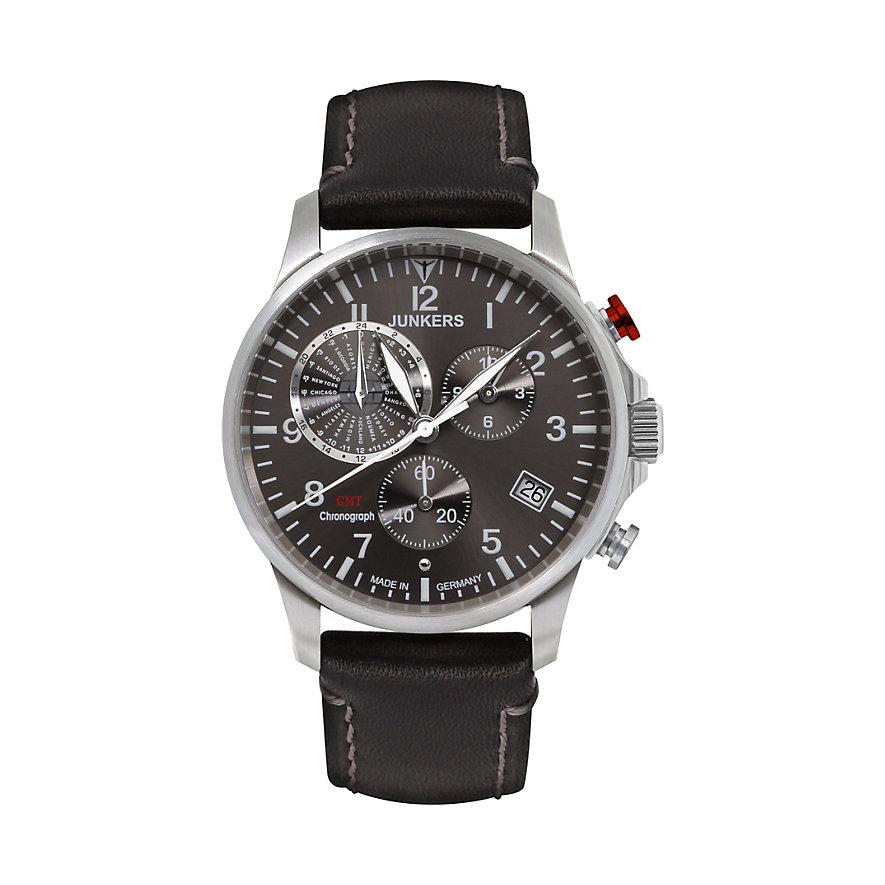 Junkers Chronograph Worldtimer 6892-2