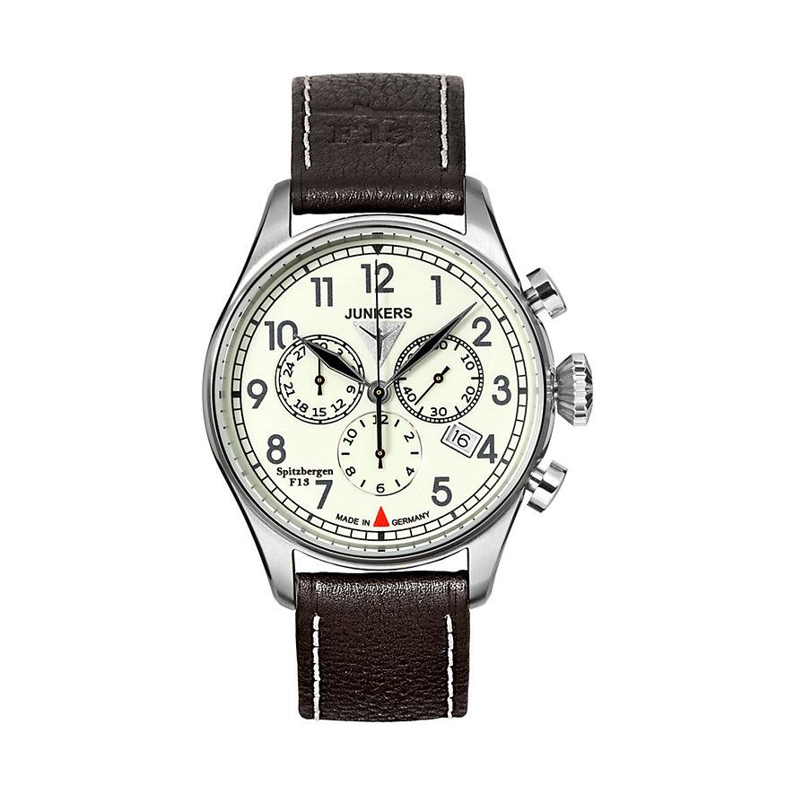 Junkers Spitzbergen F13 Chronograph 6186-5