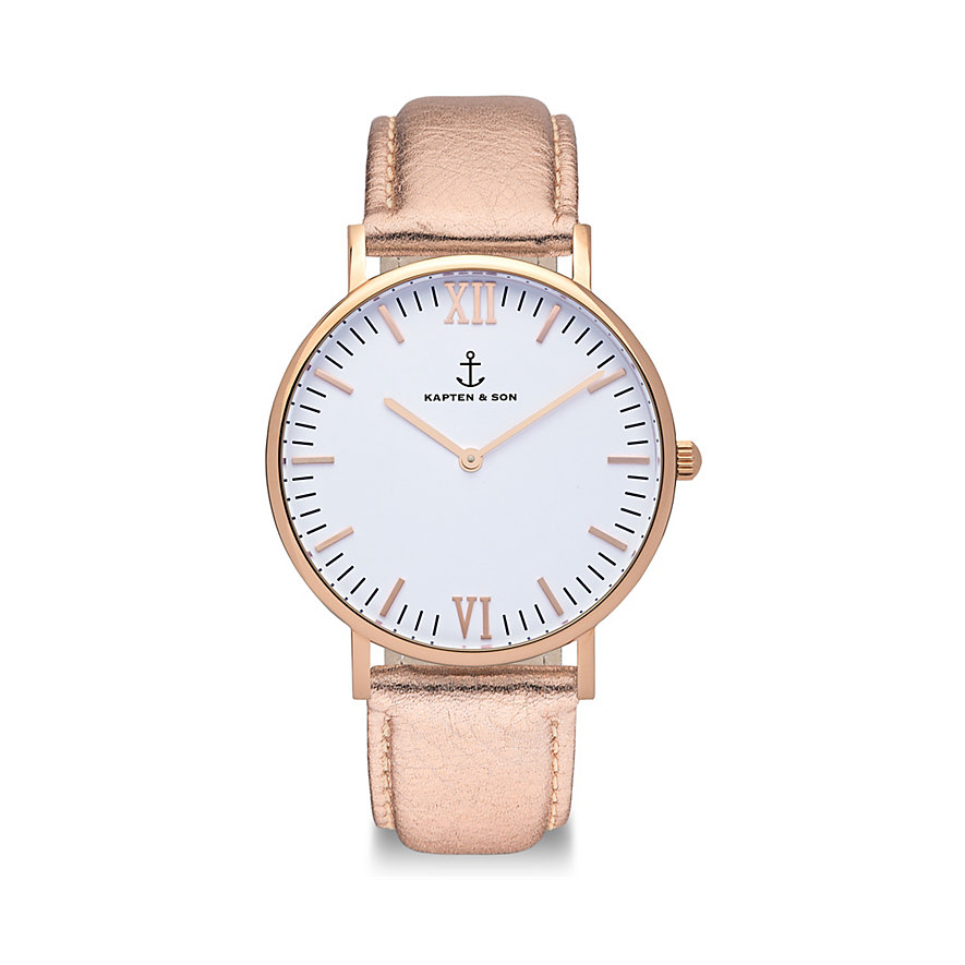 kapten-son-herrenuhr-campus-white-rg-rose-metallic-leather-cb00a1139f01a
