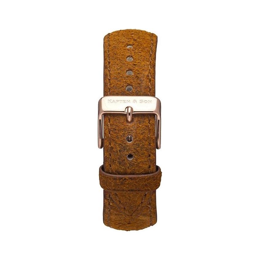 Kapten & Son Lederband Brown Vintage BC00A0303D11A