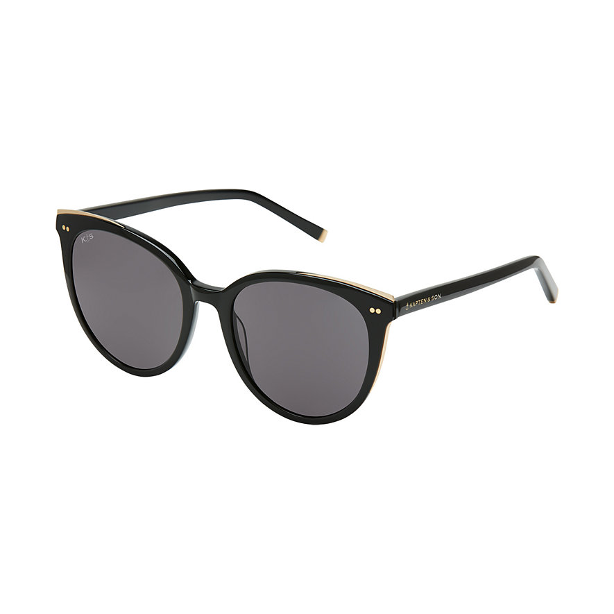Kapten & Son Sonnenbrille Manhattan All Black KS10-BKG-SB