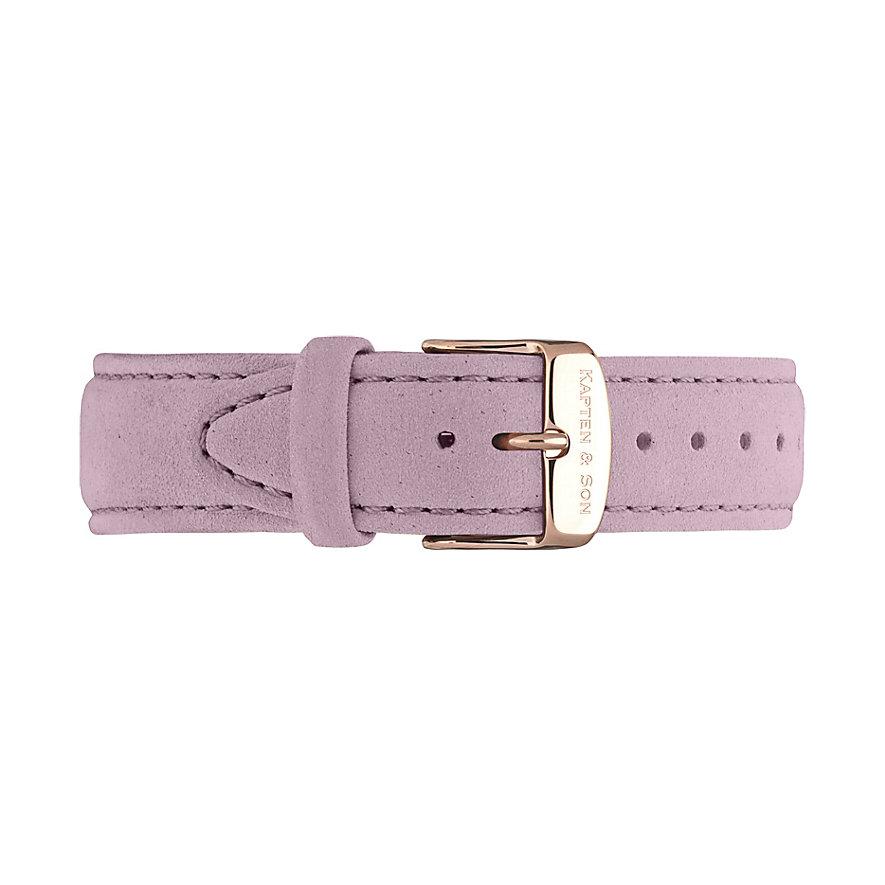 Kapten & Son Textilband Lavender Velvet BF00A0729F21A
