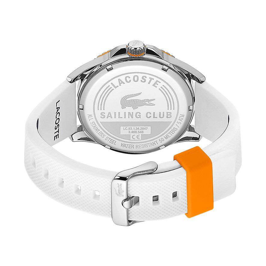 Lacoste Chronograph Cap Marino 2011028