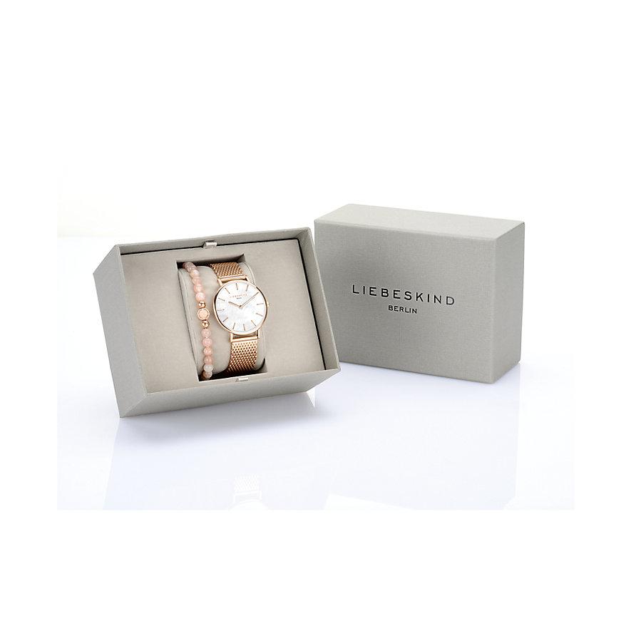 Liebeskind Berlin Uhren-Set exklusiv LS-0016-MQB