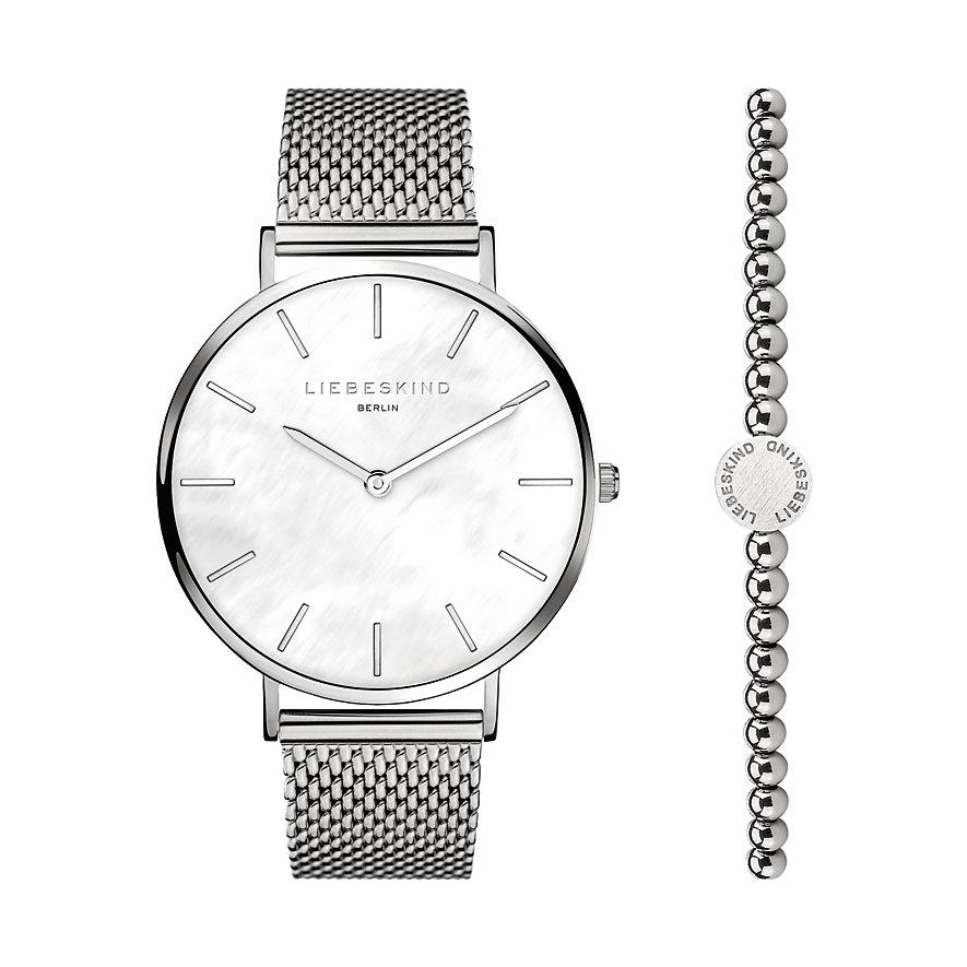 Liebeskind Uhren-Set LS-0015-MQB