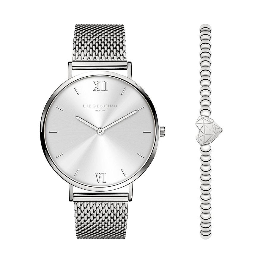 Liebeskind Uhren-Set LS-0075-MQB