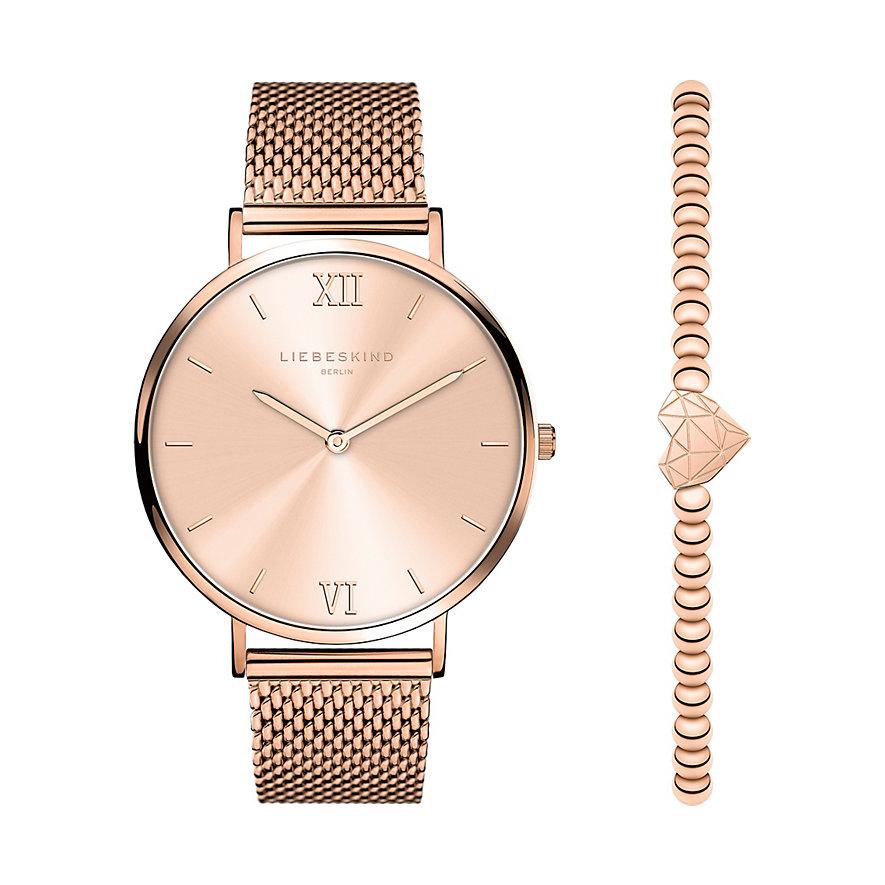 Liebeskind Uhren-Set LS-0076-MQB
