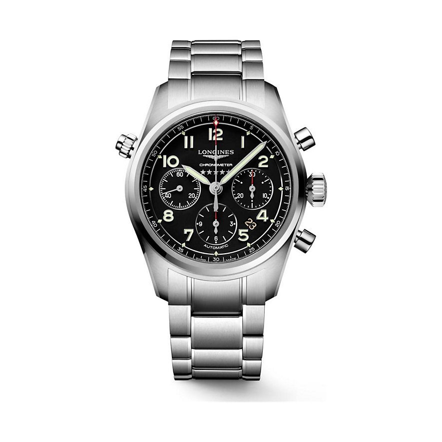 Longines Chronograph Avigation Longines Spirit L38204536