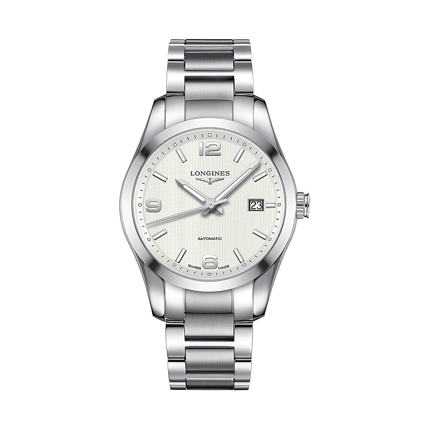 Longines Conquest Classic Herrenuhr L2.785.4.76.6