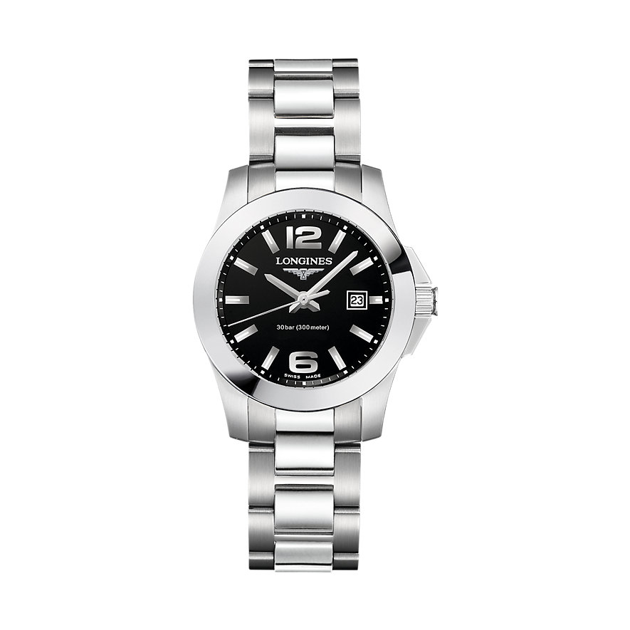 Longines Conquest Damenuhr L3.277.4.56.6