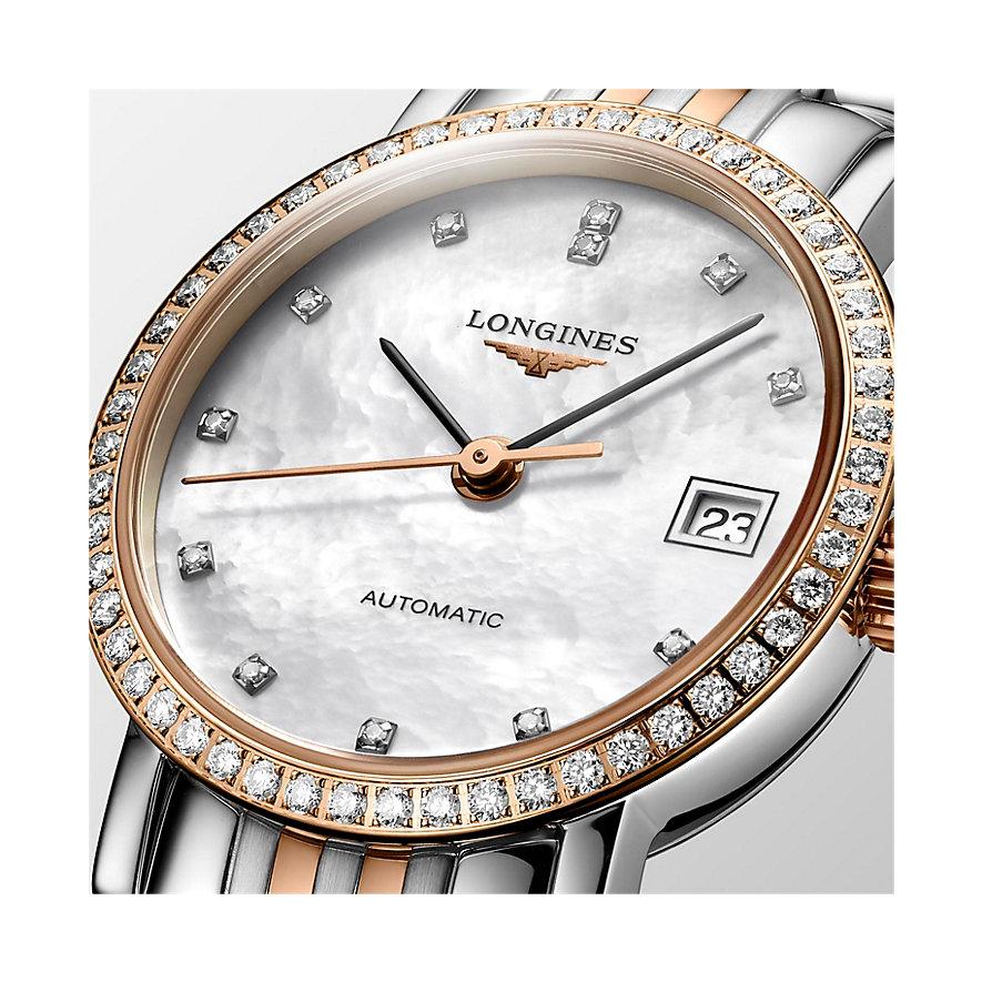 Longines Damenuhr Elegant L43095887