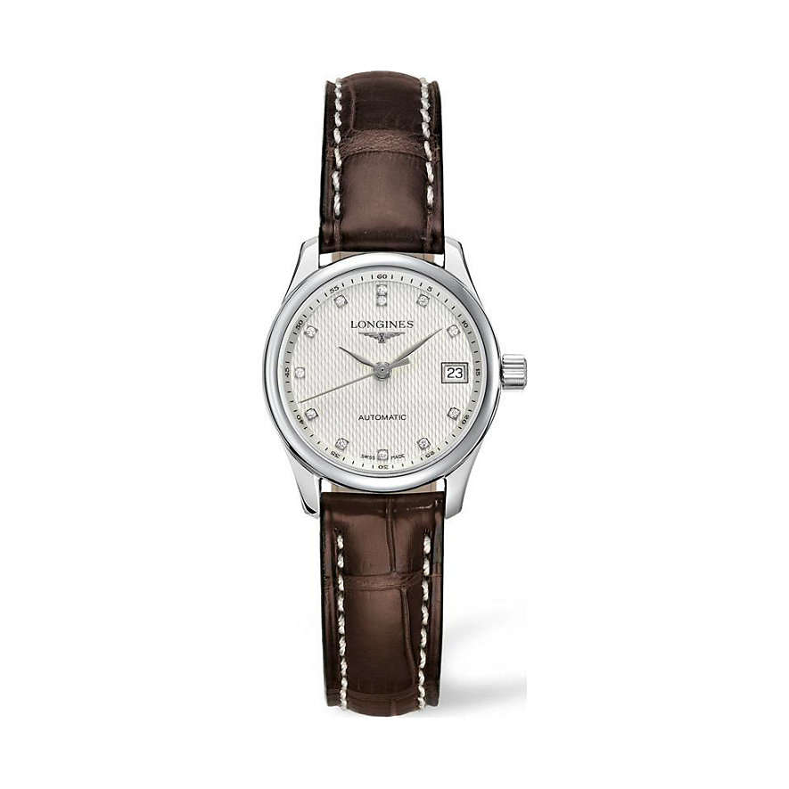Longines Damenuhr Master Collection L21284773