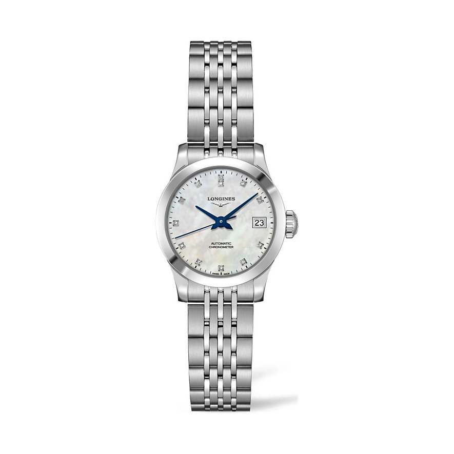 Longines Damenuhr Record L23204876