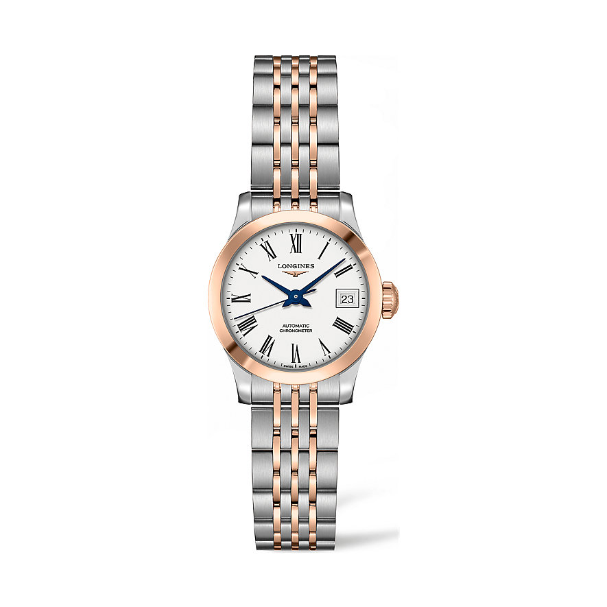 Longines Damenuhr Record L23205117