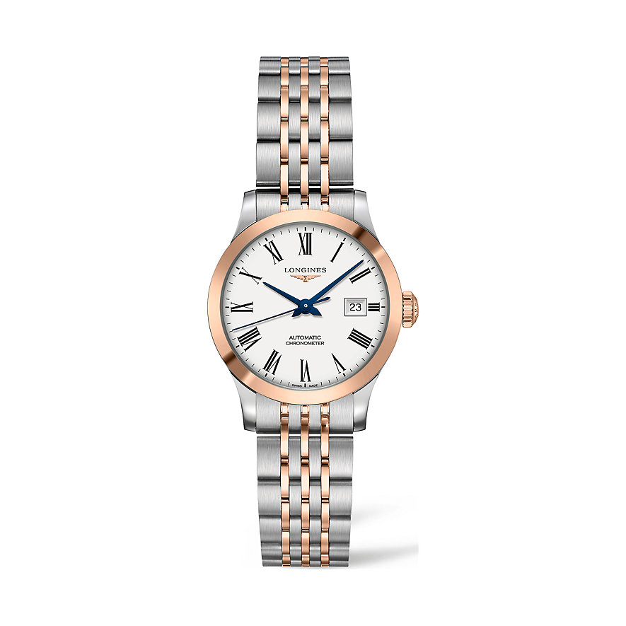 Longines Damenuhr Record L23215117