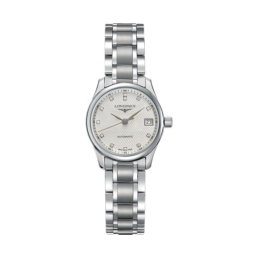 Longines Damenuhr The Longines Master Collection L21284776