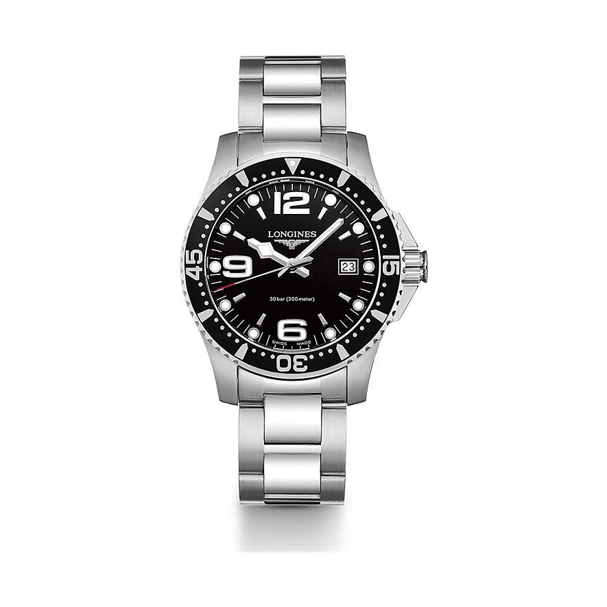 Longines Herrenuhr Diving HydroConquest L37404566
