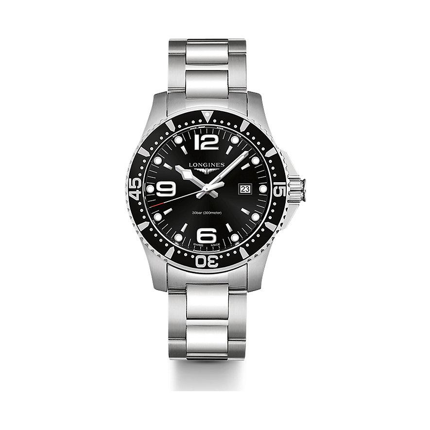 Longines Herrenuhr Diving HydroConquest L38404566