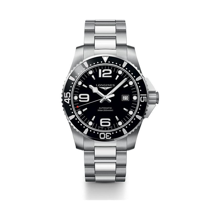 Longines Herrenuhr Diving HydroConquest L38414566
