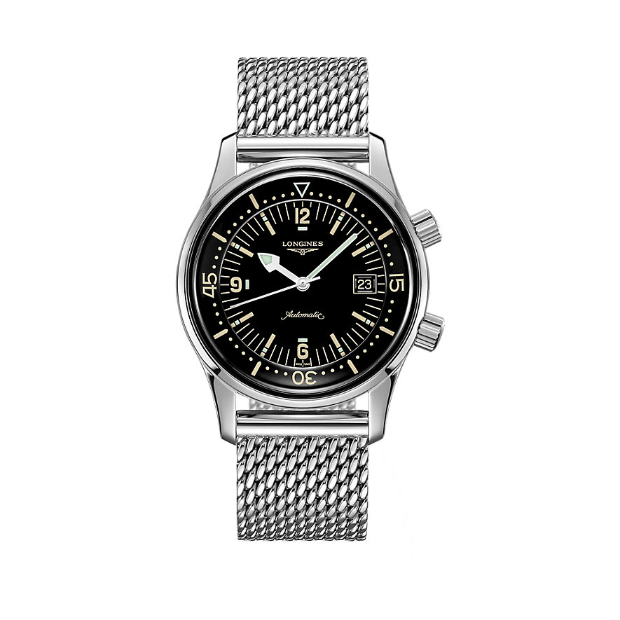 Longines Herrenuhr Diving The Longines Legend Diver Watch L37744506