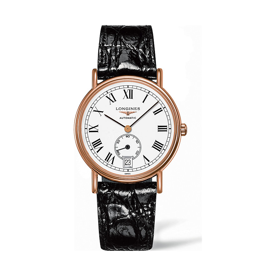 Longines Herrenuhr Elegance Présence L48051112