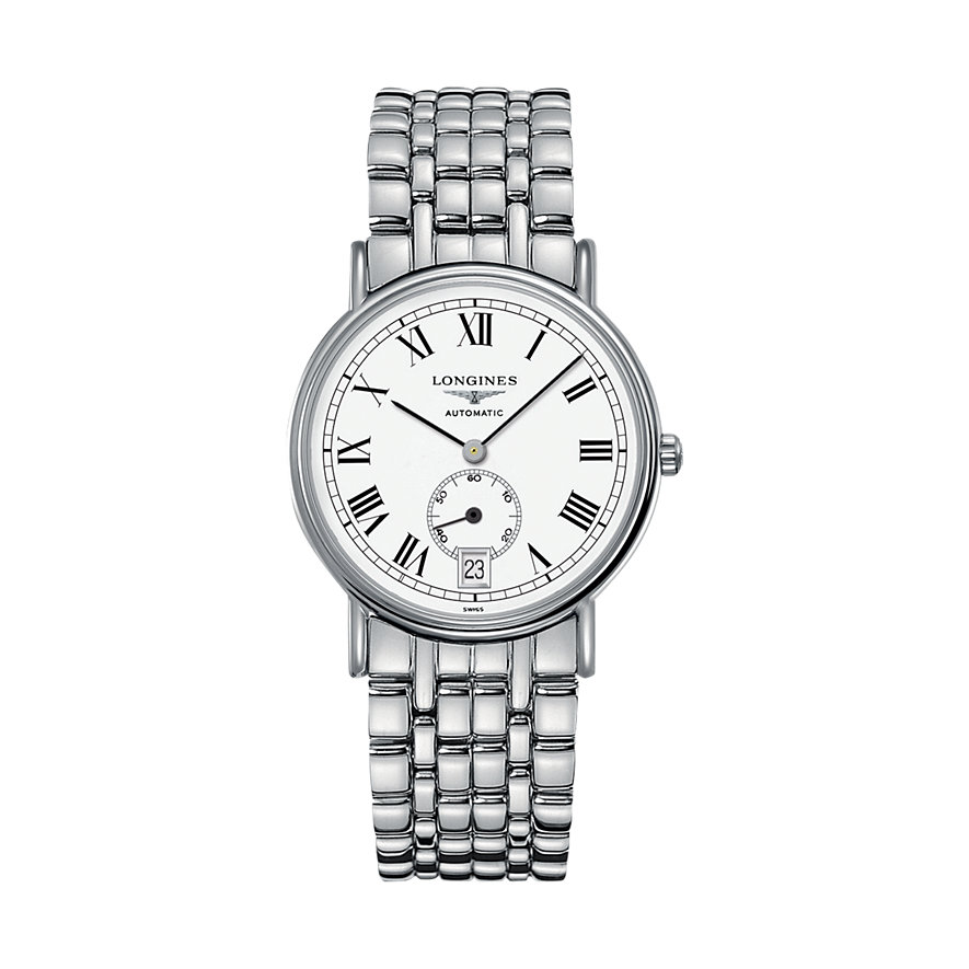 Longines Herrenuhr Elegance Présence L48054116