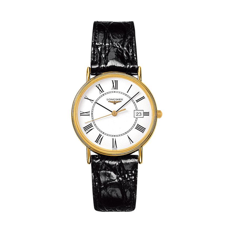 Longines Herrenuhr Elegance Présence L48192112