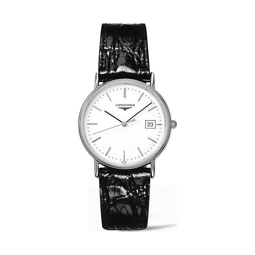 Longines Herrenuhr Elegance Présence L48194122