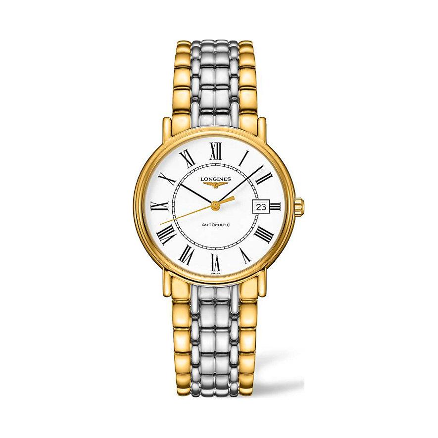 Longines Herrenuhr Elegance Présence L48212117