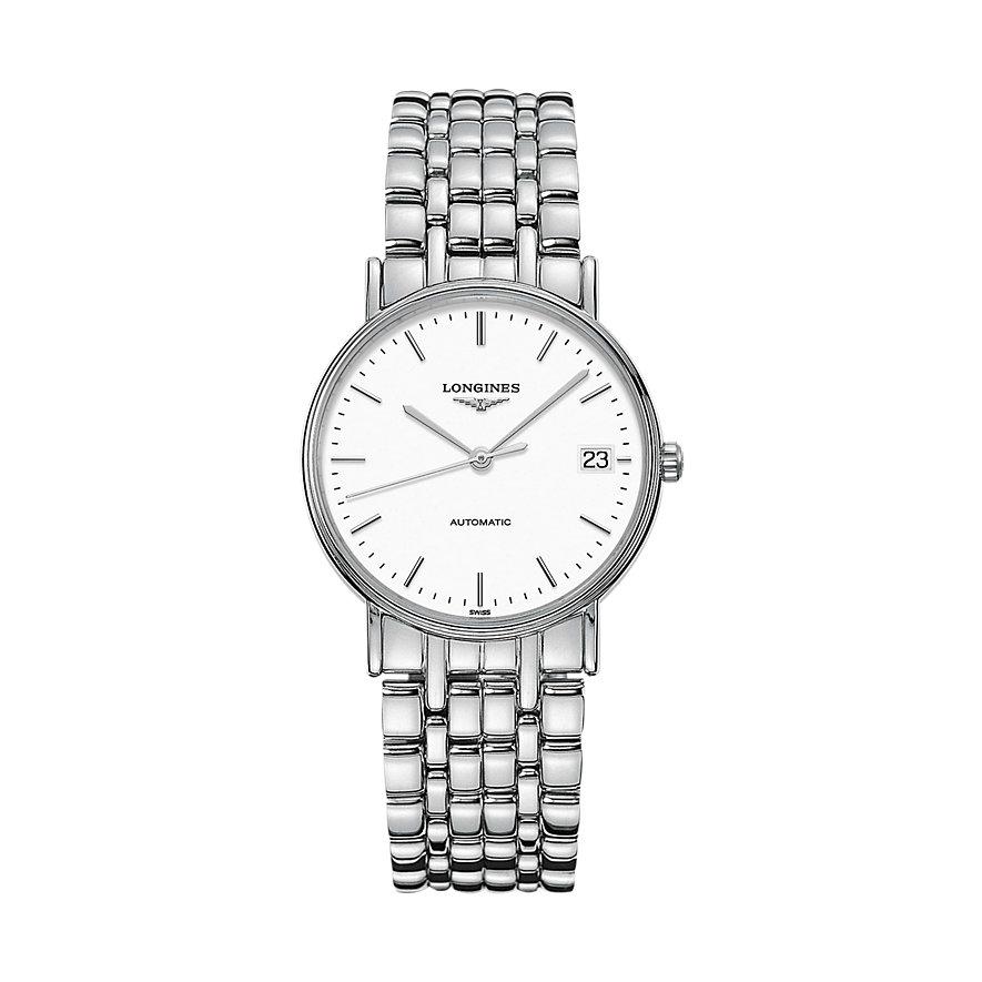 Longines Herrenuhr Elegance Présence L48214126