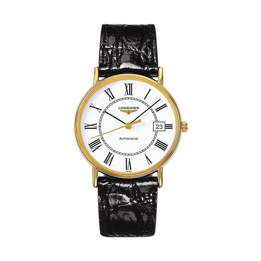 Longines Herrenuhr Elegance Présence L49212112