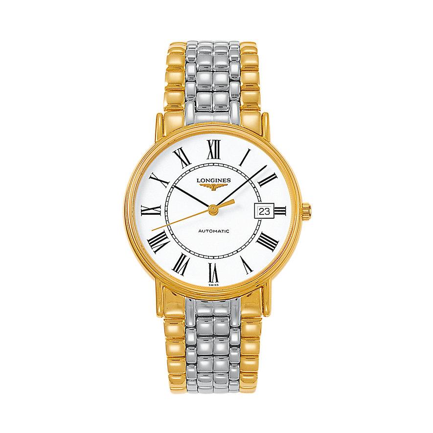 Longines Herrenuhr Elegance Présence L49212117