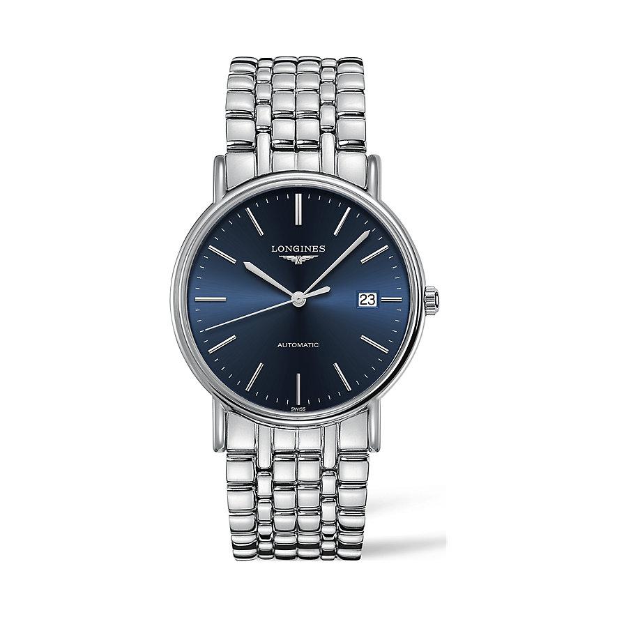 Longines Herrenuhr Elegance Présence L49214926