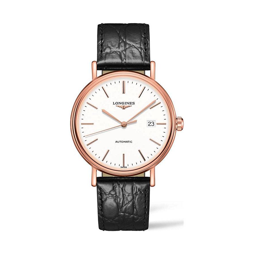 Longines Herrenuhr Elegance Présence L49221122