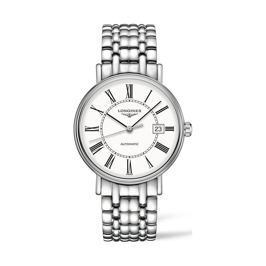 Longines Herrenuhr Elegance Présence L49224116