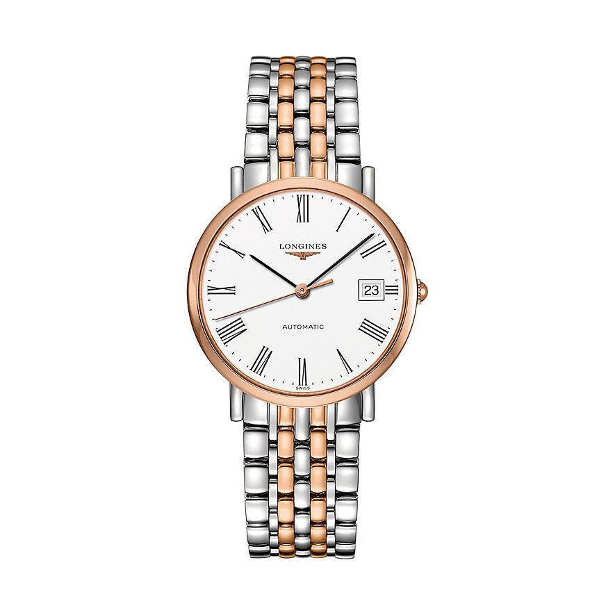 Longines Herrenuhr Elegant L48105117