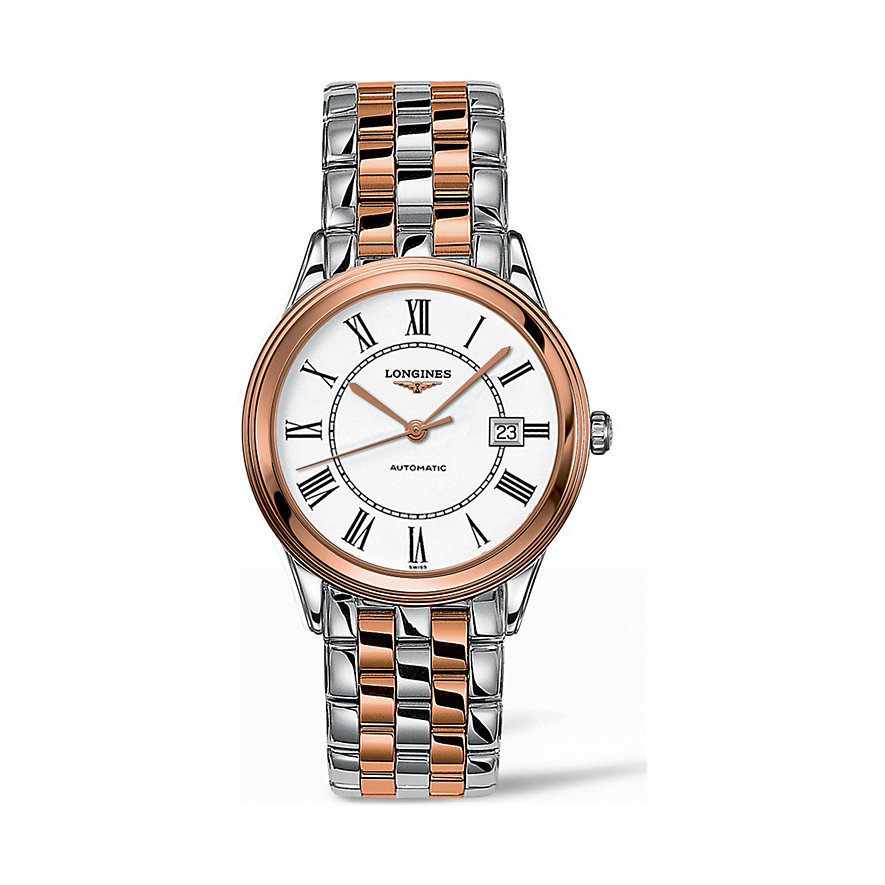 Longines Herrenuhr Flagship L48743917