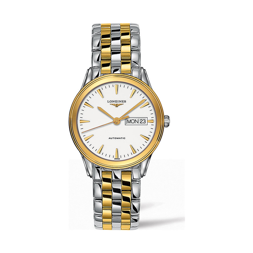 Longines Herrenuhr Flagship L48993227