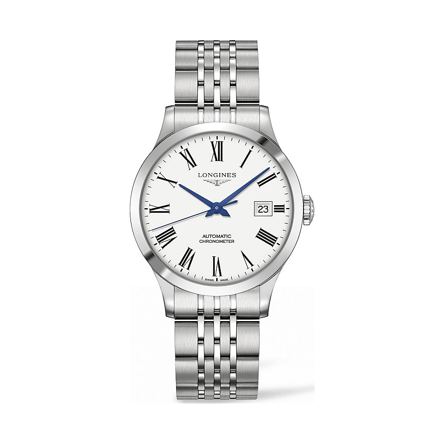Longines Herrenuhr Record L28204116