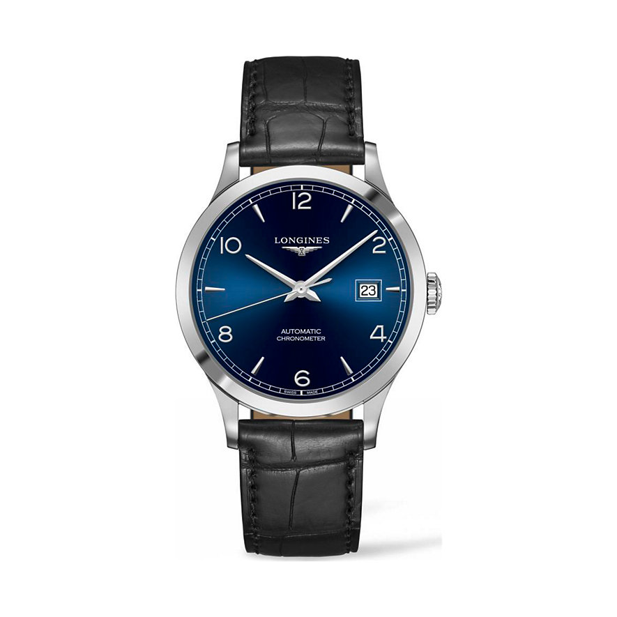 Longines Herrenuhr Watchmaking Tradition Record Collection L28214962
