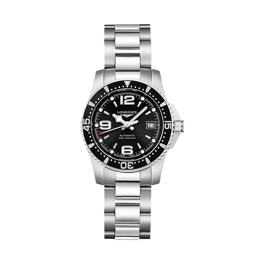 Longines HydroConquest Damenuhr L3.284.4.56.6