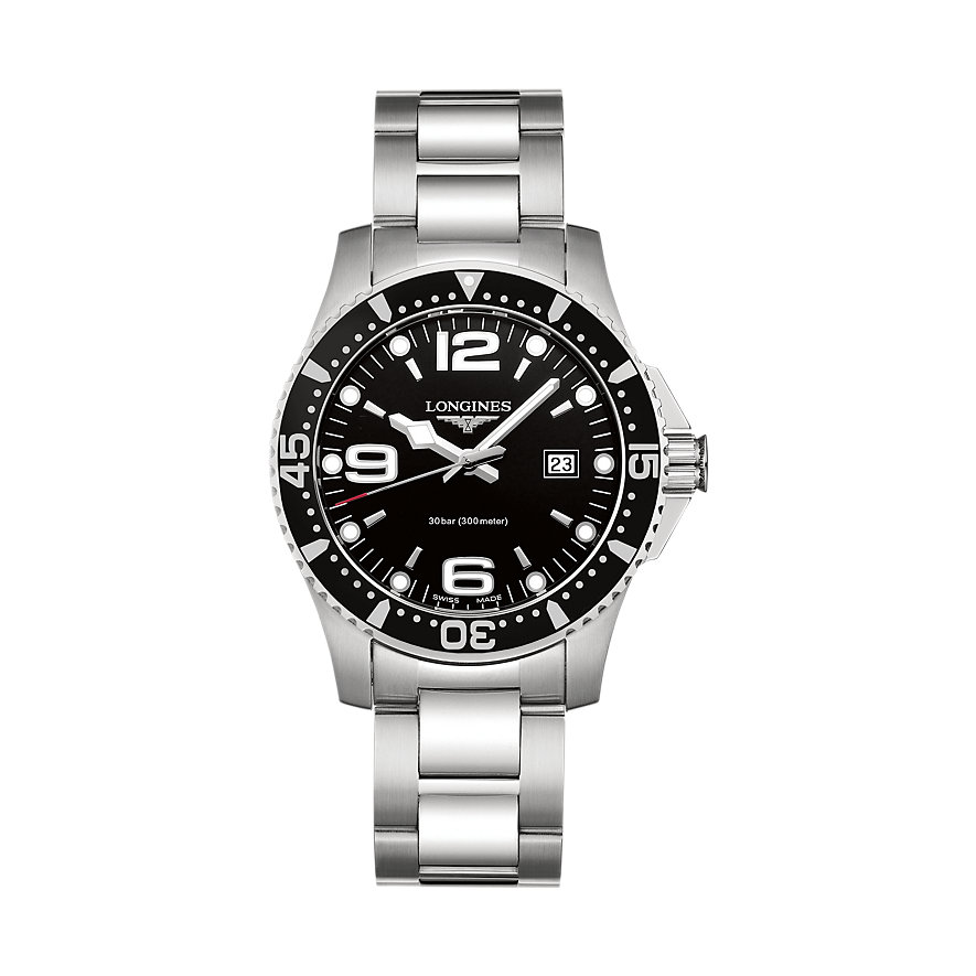Longines HydroConquest Herrenuhr L3.640.4.56.6
