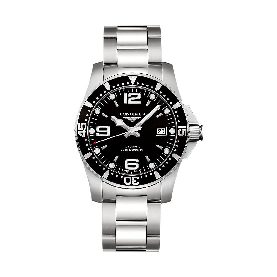 Longines HydroConquest Herrenuhr L3.642.4.56.6