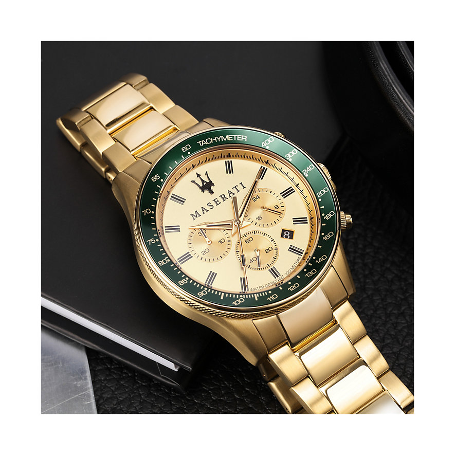 Maserati Chronograaf Sfida R8873640005